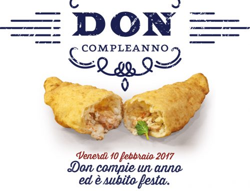 DON compleanno